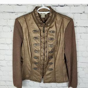 Peter nyguard gold jacket